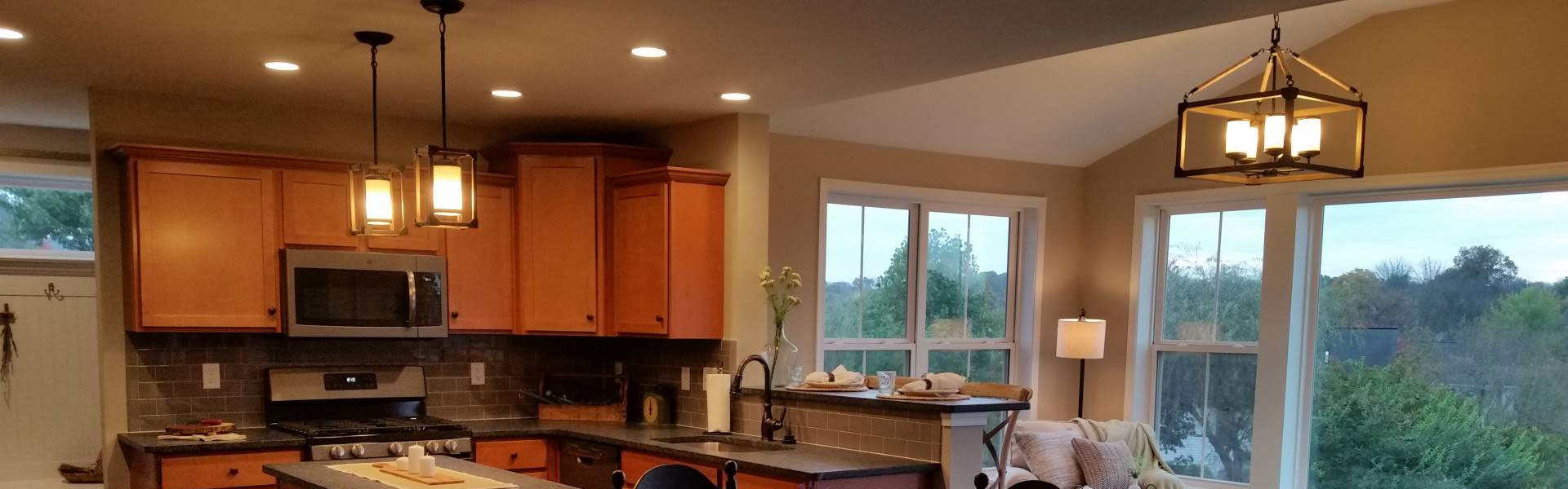 redidential electric installers lancaster pa